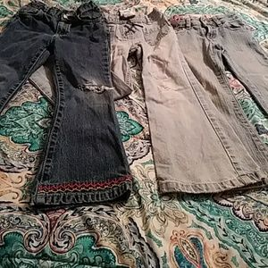 Bottoms - 5t Jeans lot *will be updated shortly